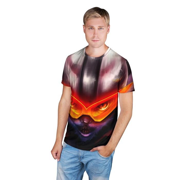 Merchandise T-Shirt Glasses League Of Legends
