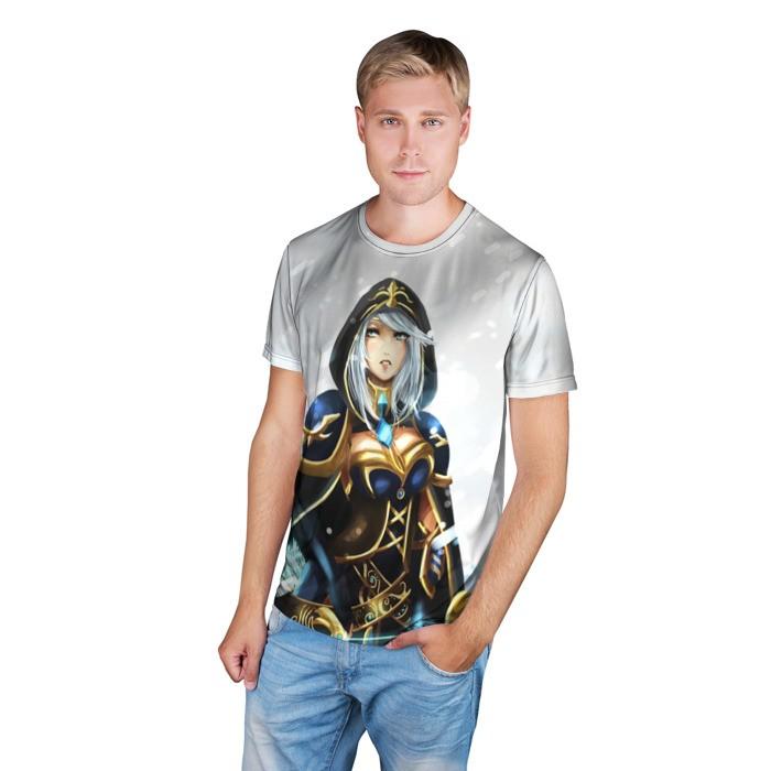 Merch T-Shirt Archer League Of Legends Cosplay