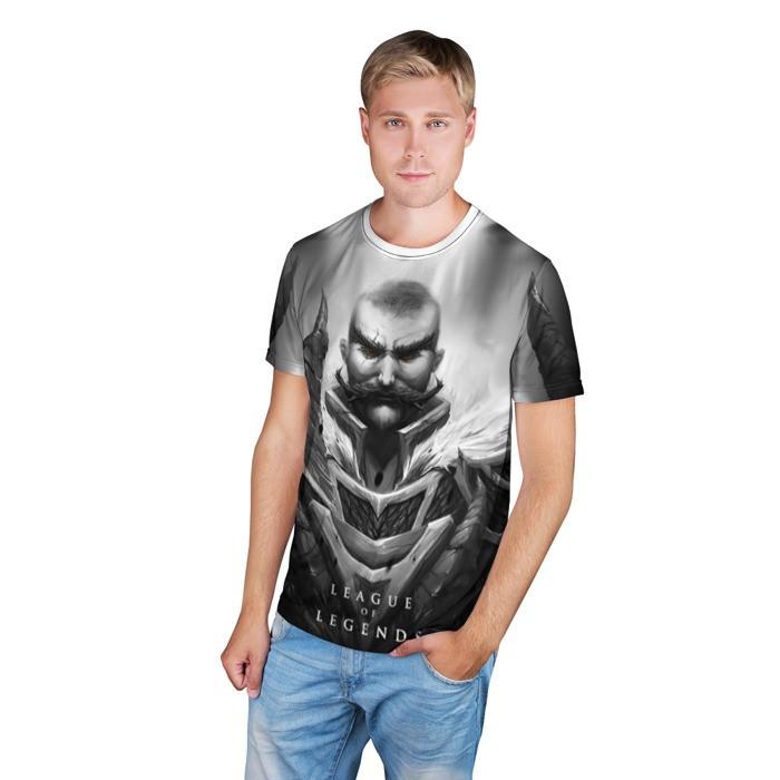 Merchandise T-Shirt Braum League Of Legends