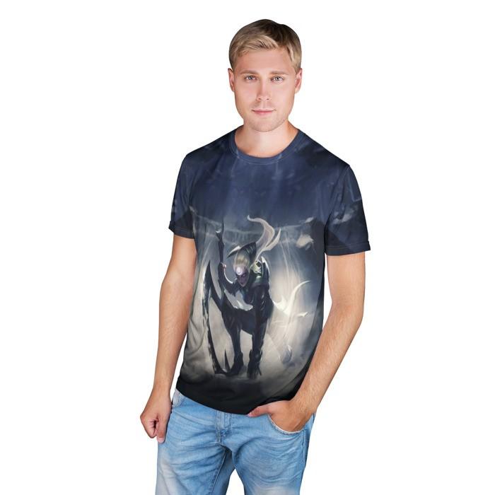 Merch T-Shirt Diana League Of Legends
