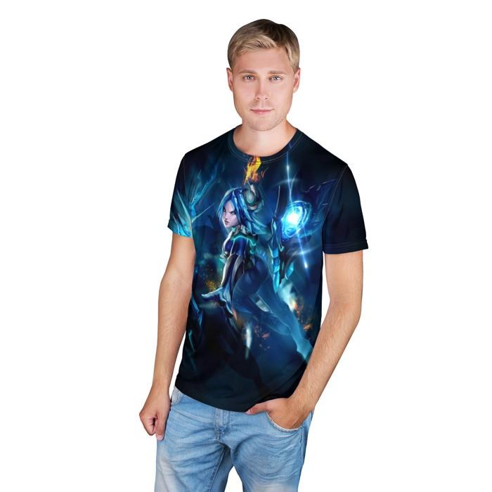 Collectibles T-Shirt Blue League Of Legends