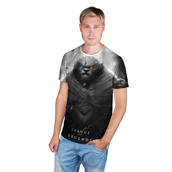 Merch T-Shirt Rengar Lol League Of Legends