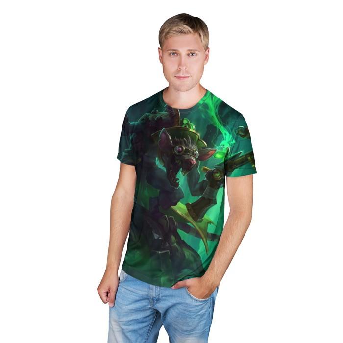 Merch T-Shirt Twitch League Of Legends