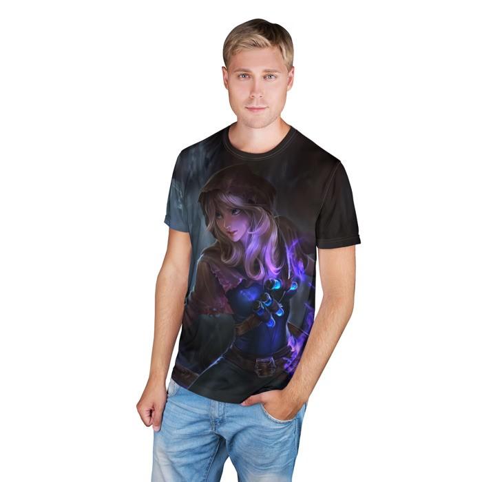 Merchandise T-Shirt Magic League Of Legends