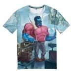 Merch T-Shirt Dr. Mundo League Of Legends