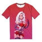 Merch T-Shirt Lady League Of Legends