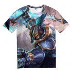 Merchandise T-Shirt Knight League Of Legends