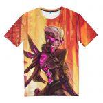 Merch T-Shirt Deep League Of Legends
