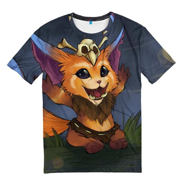 Merch T-Shirt Champion Gnar League Of Legends