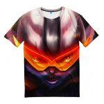 Collectibles T-Shirt Glasses League Of Legends
