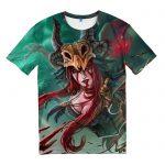 Collectibles T-Shirt Blood League Of Legends