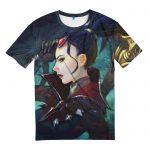 Merch T-Shirt Vayne League Of Legends
