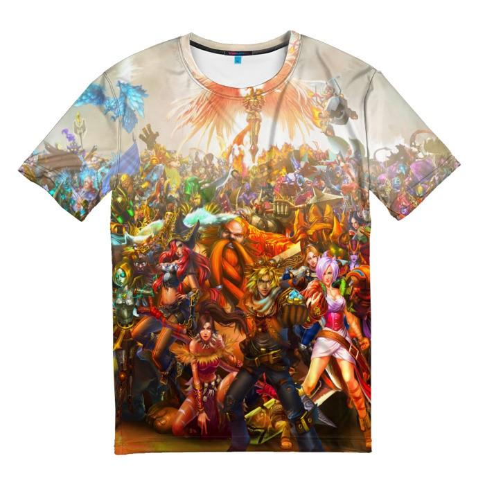 Merchandise T-Shirt League Of Legends