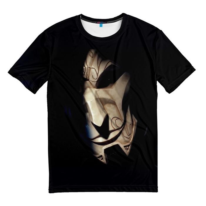 Merch T-Shirt Masc League Of Legends