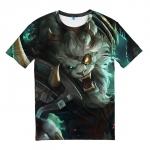 Merchandise T-Shirt Rengar League Of Legends