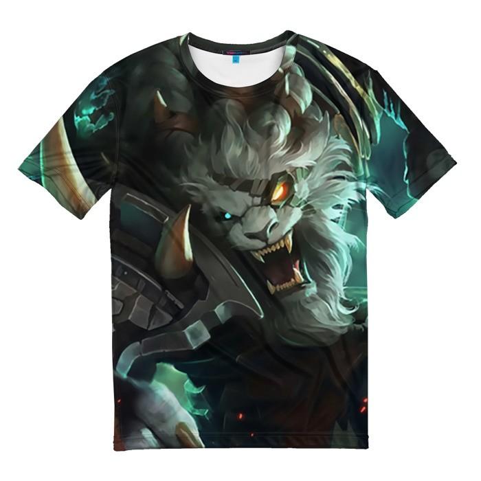 Merch T-Shirt Rengar League Of Legends
