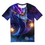 Merch T-Shirt Dragon League Of Legends
