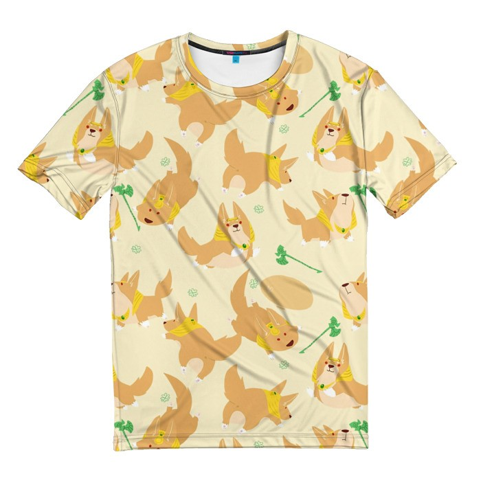 Collectibles T-Shirt Nasus Dogs League Of Legends