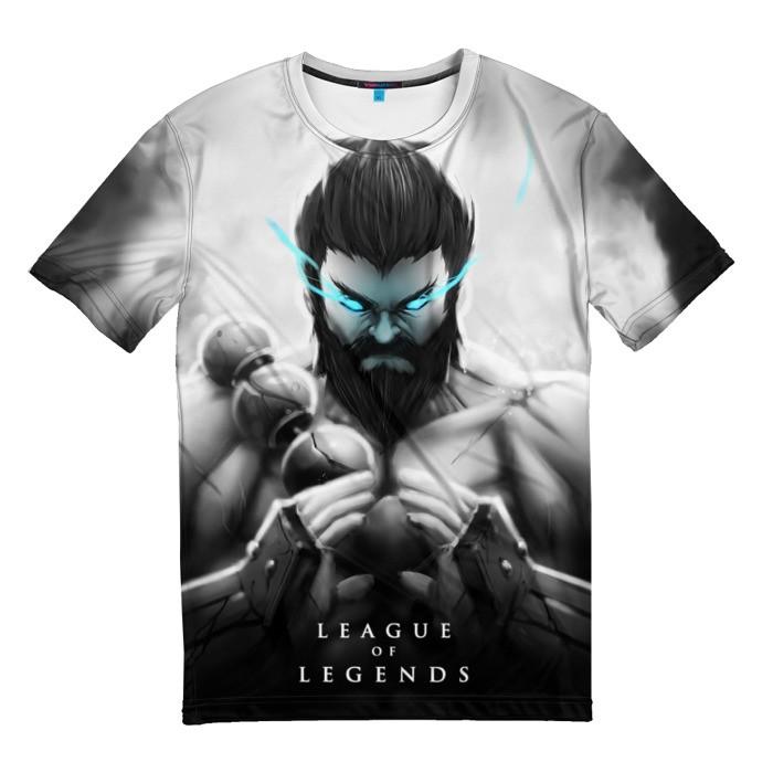 Collectibles T-Shirt Spirit League Of Legends