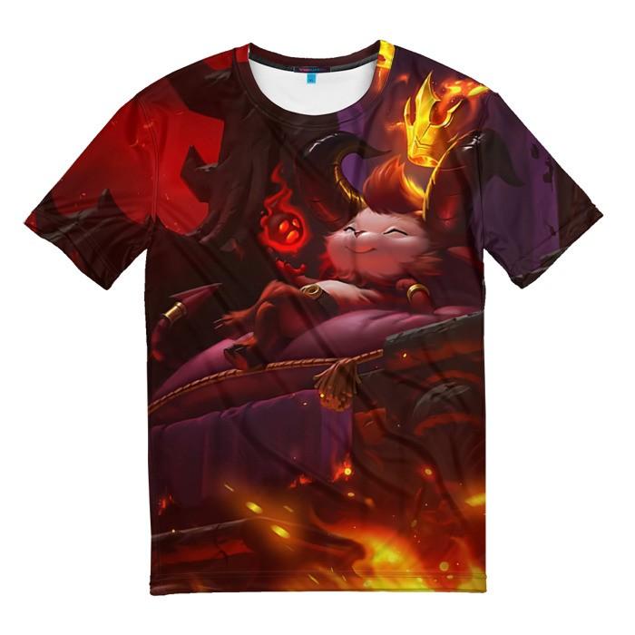Merchandise T-Shirt Teemo League Of Legends