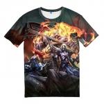 Merchandise T-Shirt Guitar League Of Legends