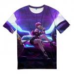 Merch T-Shirt Evelynn League Of Legends