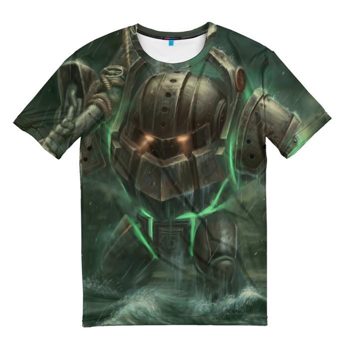Merchandise T-Shirt Robot League Of Legends
