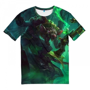 Collectibles T-Shirt Twitch League Of Legends