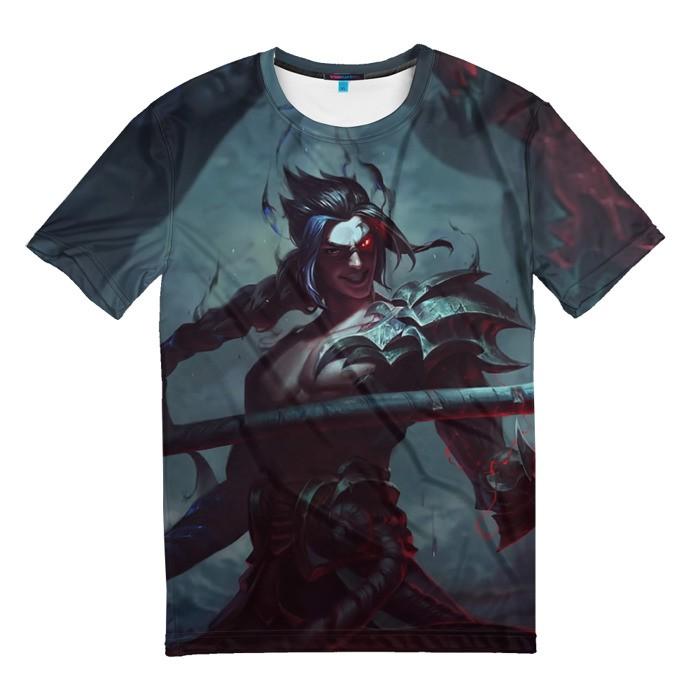 Collectibles T-Shirt Metal League Of Legends