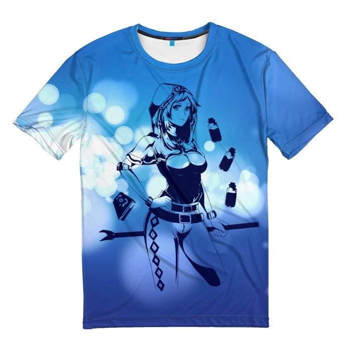 Merch T-Shirt Lux Shop League Of Legends