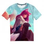 Merchandise T-Shirt Cute League Of Legends