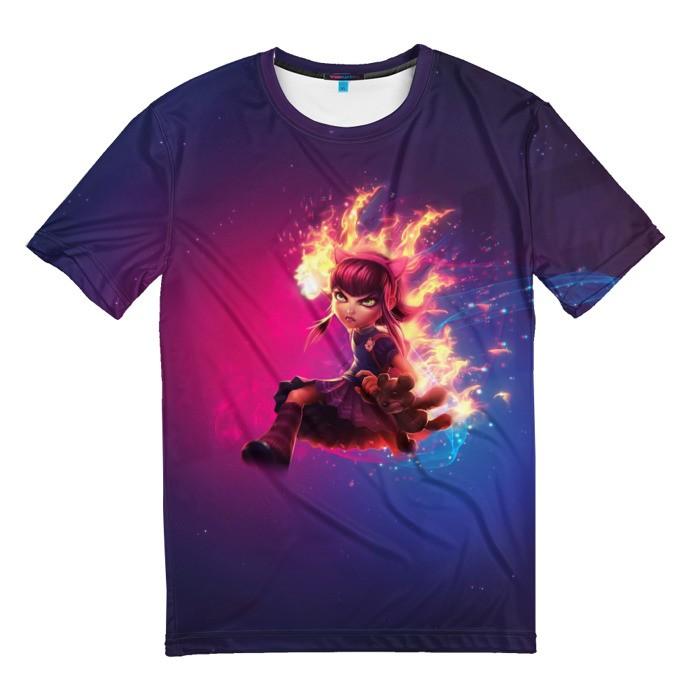 Merchandise T-Shirt Annie Props Art League Of Legends