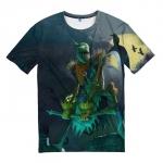 Merchandise T-Shirt Fiddlesticks Gear League Of Legends