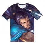 Merchandise T-Shirt Lol League Of Legends Merch Yasuo