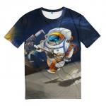 Merchandise T-Shirt Nautilus Merch League Of Legends