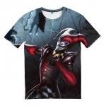 Merch T-Shirt Smile League Of Legends