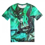 Merchandise T-Shirt Girl League Of Legends