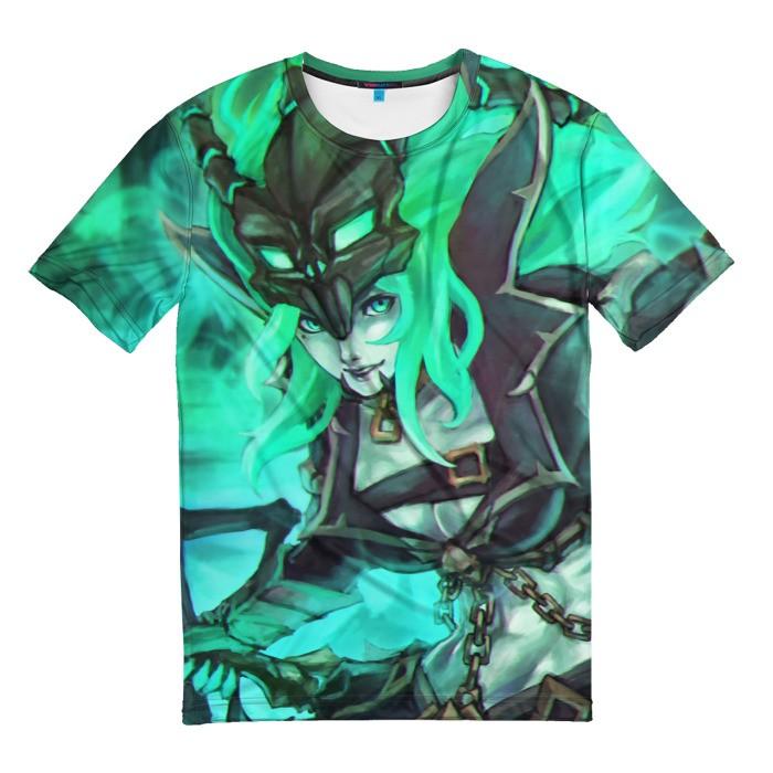 Collectibles T-Shirt Girl League Of Legends