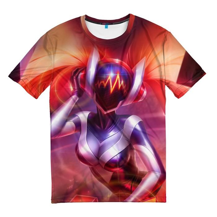 Merchandise T-Shirt Dj Sona League Of Legends Inspired Tee