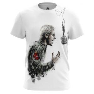Merchandise T-Shirt Chester Bennington Linkin Park Tee