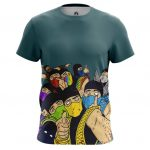 Collectibles - T-Shirt Mk Ninja Friends Game Tee