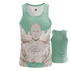 Merchandise Tank Angel Chester Linkin Park Vest
