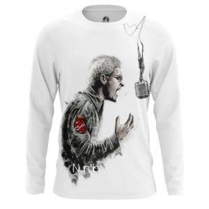 Merchandise Long Sleeve Chester Bennington Linkin Park Tee