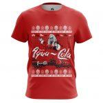 Merch - T-Shirt Mad Max Aqua Cola Christmas Tee