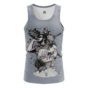 Merchandise Tank Linkin Park Rock Band Art Tee Vest