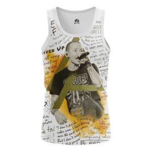 Merchandise Tank Chester Linkin Park Tee Vest