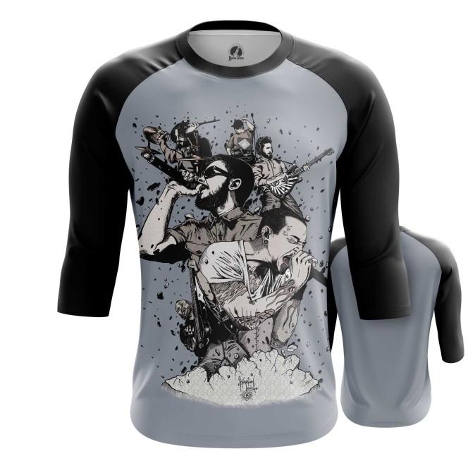 Merchandise Raglan Linkin Park Rock Band Art