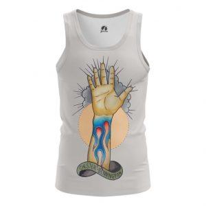Merchandise Tank Chester'S Tattoo Linkin Park Vest