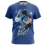 Collectibles - T-Shirt Test Your Might Mortal Kombat Tee