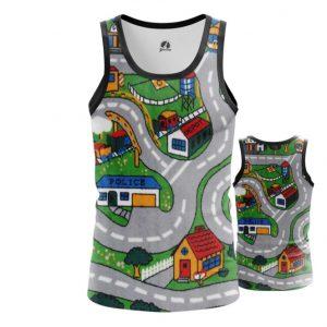 Merch Tank Children'S Carpet Tee Vest